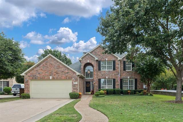 11312 Coralberry Drive, Frisco, TX 75033 (MLS #14447409) :: The Mauelshagen Group