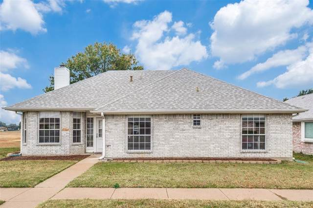 8741 Malibu Street, Frisco, TX 75033 (MLS #14447413) :: The Heyl Group at Keller Williams