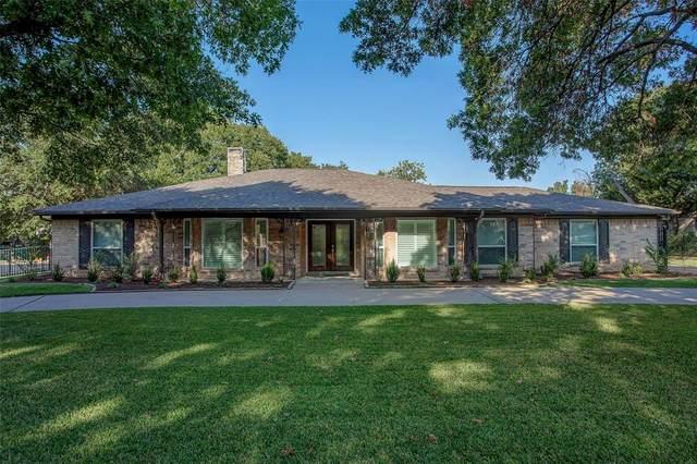 30 Bounty Road E, Benbrook, TX 76132 (MLS #14447428) :: EXIT Realty Elite