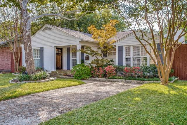 4129 Colgate Avenue, University Park, TX 75225 (MLS #14447430) :: Robbins Real Estate Group
