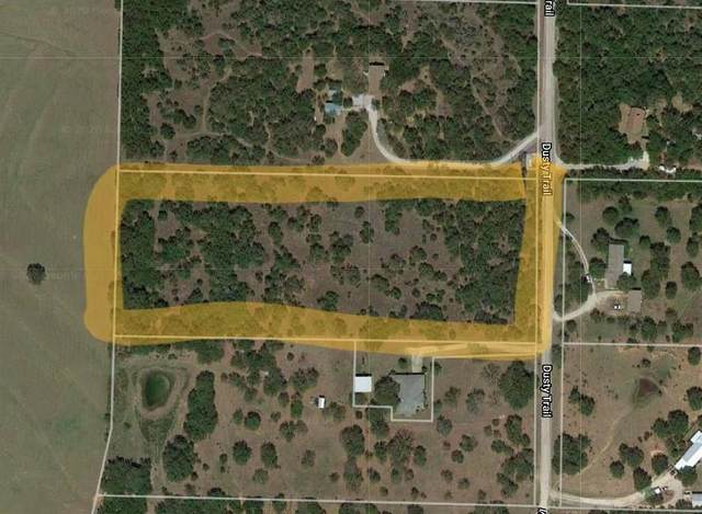 Lot 12 Dusty Trail, Mineral Wells, TX 76067 (MLS #14447470) :: Maegan Brest | Keller Williams Realty
