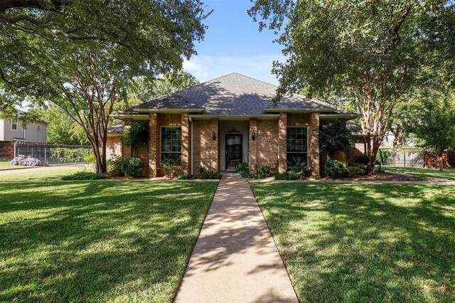 204 Woodbine Drive, Colleyville, TX 76034 (MLS #14447497) :: The Rhodes Team