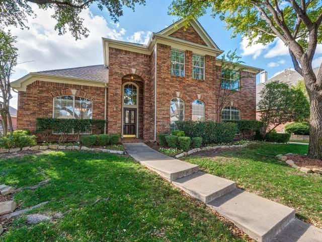 1616 Suncrest Drive, Keller, TX 76248 (MLS #14447499) :: The Mauelshagen Group