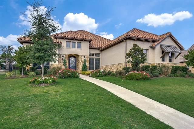 8613 Colina Terrace, Benbrook, TX 76126 (MLS #14447549) :: Potts Realty Group