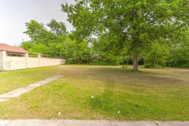 1719 Glenmore Avenue, Fort Worth, TX 76102 (MLS #14447567) :: Premier Properties Group of Keller Williams Realty