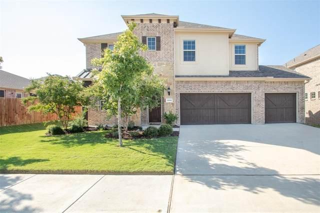 10661 Helen Drive, Frisco, TX 75035 (MLS #14447570) :: The Good Home Team