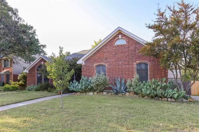 2213 Longmeadow Street, Denton, TX 76209 (MLS #14447589) :: The Mauelshagen Group
