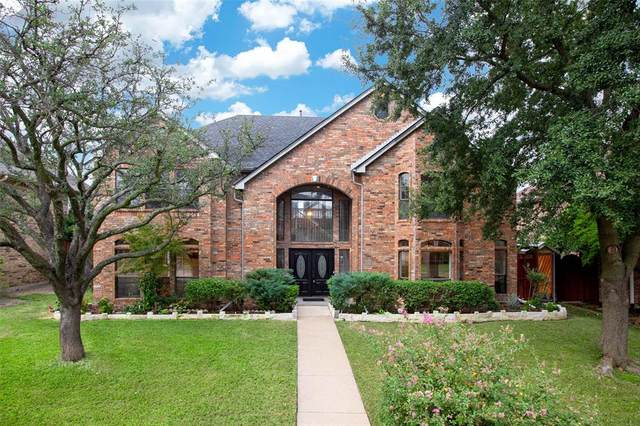 1720 Falmouth Drive, Plano, TX 75025 (MLS #14447624) :: Keller Williams Realty