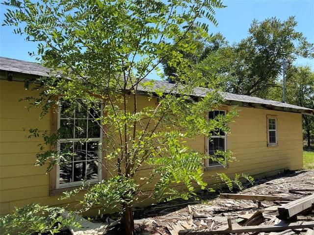315 Smallwood Street, Ranger, TX 76470 (MLS #14447638) :: The Paula Jones Team | RE/MAX of Abilene