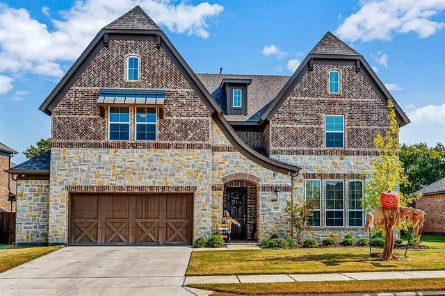 1809 Angus Drive, Little Elm, TX 75068 (MLS #14447672) :: The Mauelshagen Group