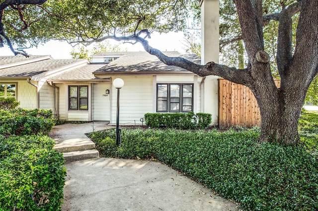 13604 Brookgreen Drive, Dallas, TX 75240 (MLS #14447767) :: The Hornburg Real Estate Group