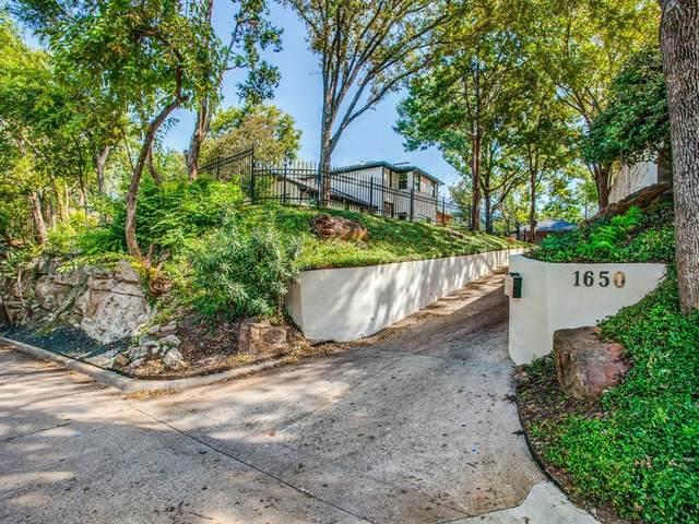 1650 Cedar Hill Avenue, Dallas, TX 75208 (MLS #14447915) :: The Mauelshagen Group