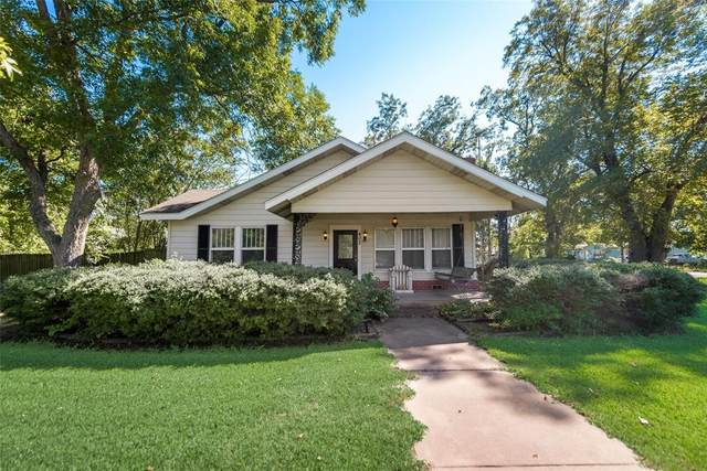 402 SE 1st Street, Kerens, TX 75144 (MLS #14447929) :: The Paula Jones Team | RE/MAX of Abilene