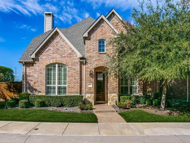 2613 Hundred Knights Drive, Lewisville, TX 75056 (MLS #14447933) :: The Mauelshagen Group