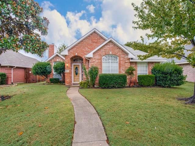 10401 York Drive, Frisco, TX 75035 (MLS #14447938) :: The Hornburg Real Estate Group