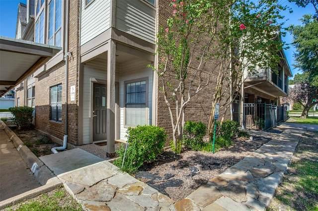 4203 Holland Avenue #17, Dallas, TX 75219 (MLS #14447957) :: EXIT Realty Elite