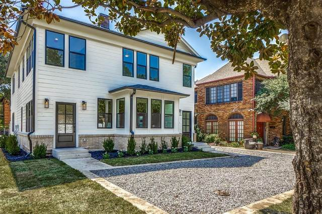 4052 Hawthorne Avenue, Dallas, TX 75219 (MLS #14447964) :: Team Hodnett