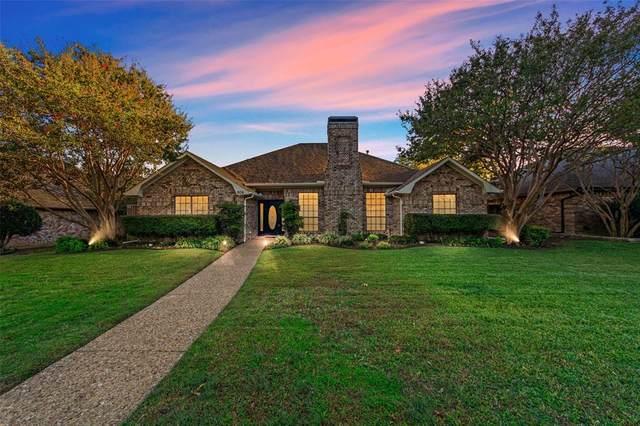 906 Rush Creek Drive, Allen, TX 75002 (MLS #14448027) :: The Good Home Team