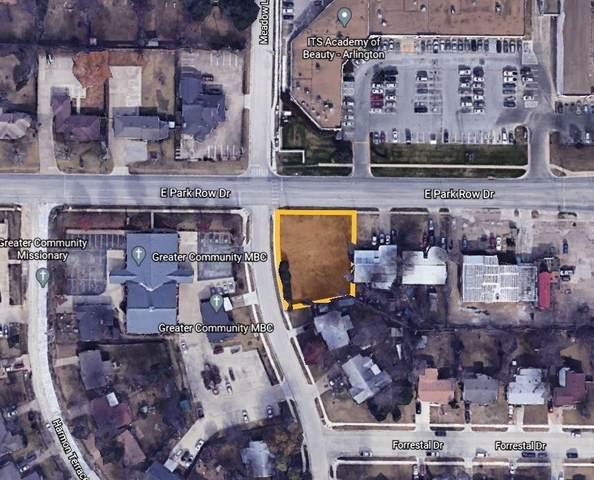 800 E Park Row Drive, Arlington, TX 76010 (MLS #14448073) :: EXIT Realty Elite