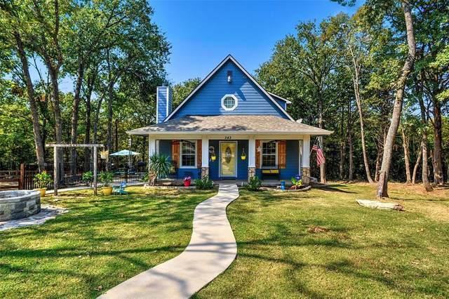 343 Plantation Avenue, Pottsboro, TX 75076 (MLS #14448138) :: Potts Realty Group