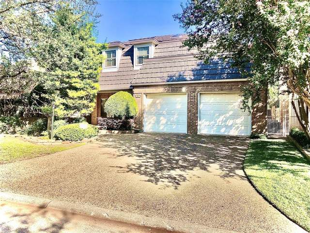 31 Crown Place, Richardson, TX 75080 (MLS #14448175) :: The Mauelshagen Group