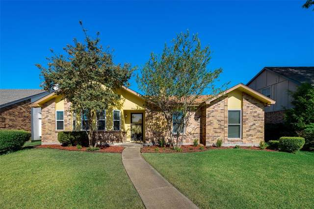 9401 Shearer Street, Rowlett, TX 75088 (MLS #14448179) :: The Mauelshagen Group