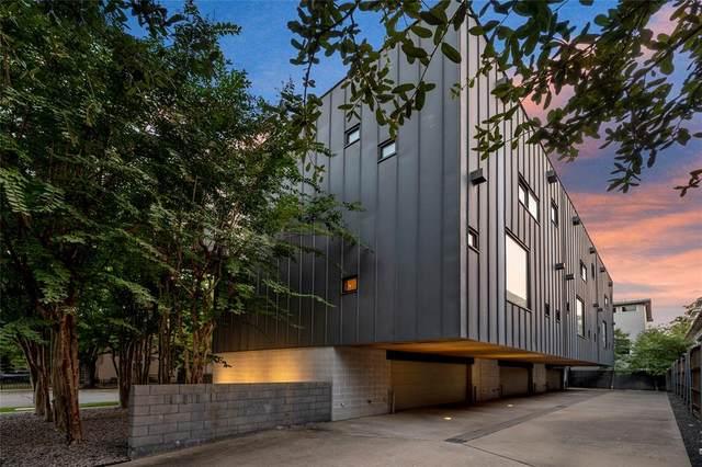 4001 Bowser Avenue A, Dallas, TX 75219 (MLS #14448204) :: Trinity Premier Properties