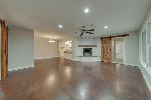 1308 Myrtle Street, Denton, TX 76201 (MLS #14448269) :: The Hornburg Real Estate Group