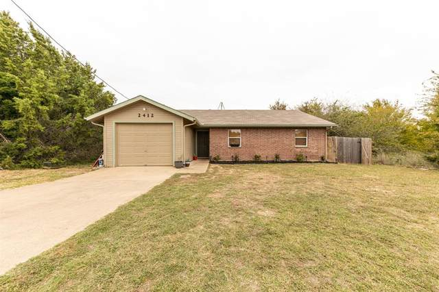 2412 San Gabriel Drive, Granbury, TX 76048 (MLS #14448357) :: The Daniel Team