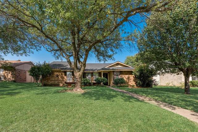 1201 High Country Drive, Garland, TX 75041 (MLS #14448367) :: The Paula Jones Team   RE/MAX of Abilene