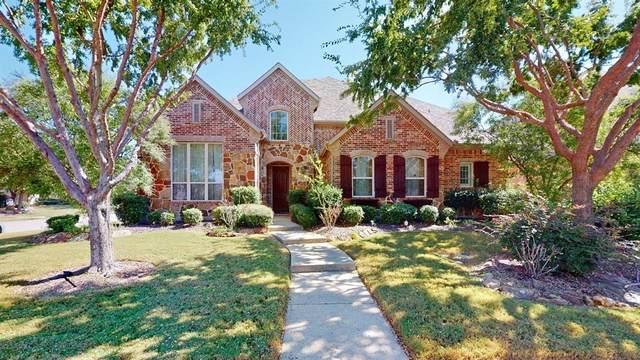 849 Blackwood Drive, Allen, TX 75013 (MLS #14448371) :: Real Estate By Design