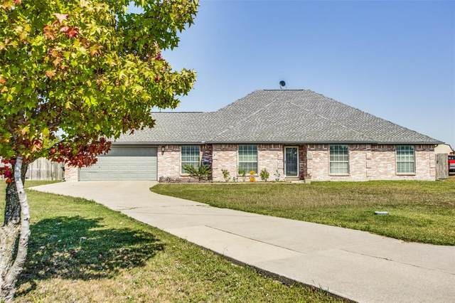 1850 N Meadow Circle, Lowry Crossing, TX 75069 (MLS #14448417) :: The Kimberly Davis Group