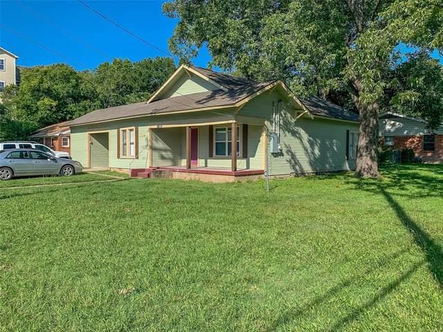 1109 W Vanderbilt Street, Stephenville, TX 76401 (MLS #14448474) :: Real Estate By Design