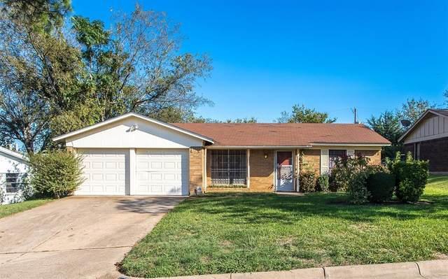 1705 Ellington Drive, Fort Worth, TX 76112 (MLS #14448499) :: The Daniel Team