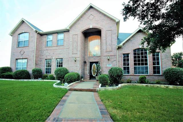 1801 Lake Forest Boulevard, Flower Mound, TX 75028 (MLS #14448542) :: Keller Williams Realty