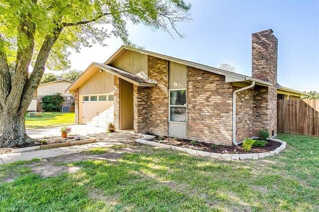 3 Redbud Drive, Mineral Wells, TX 76067 (MLS #14448595) :: The Tierny Jordan Network