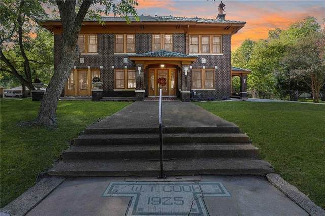214 S Rike Street, Farmersville, TX 75442 (MLS #14448704) :: The Good Home Team