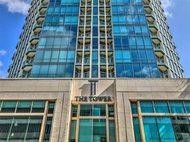 500 Throckmorton Street #3503, Fort Worth, TX 76102 (MLS #14448802) :: Real Estate By Design