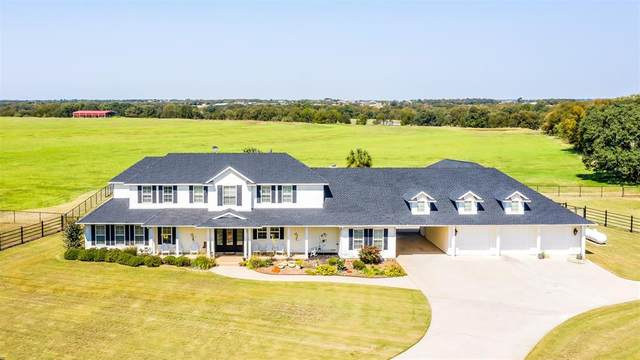 1201 Springfield Road, Springtown, TX 76082 (MLS #14448879) :: The Hornburg Real Estate Group