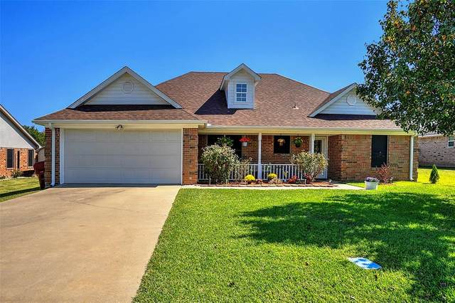 311 Blackmon Trail, Bells, TX 75414 (MLS #14448889) :: The Kimberly Davis Group
