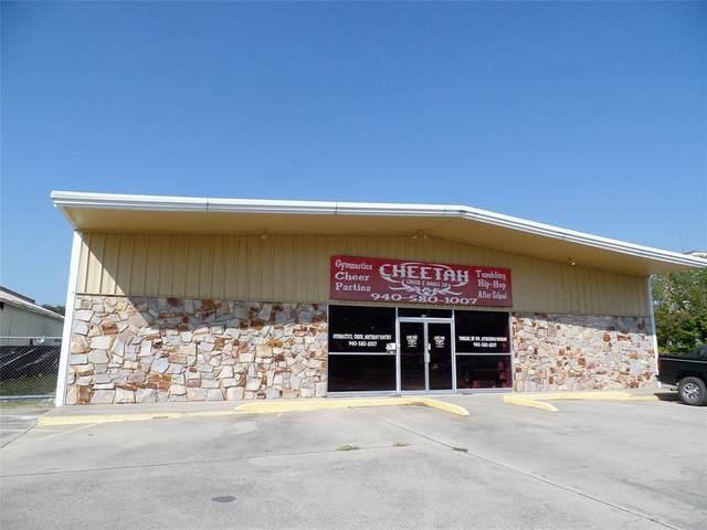 517 E Broadway Street, Gainesville, TX 76240 (MLS #14448924) :: The Mauelshagen Group