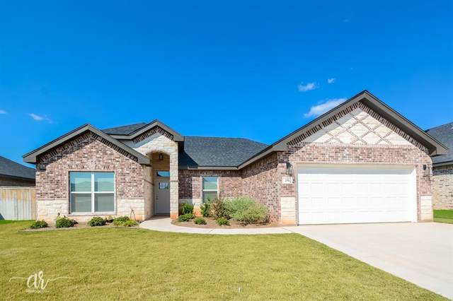 256 Martis Way, Abilene, TX 79602 (MLS #14448937) :: ACR- ANN CARR REALTORS®