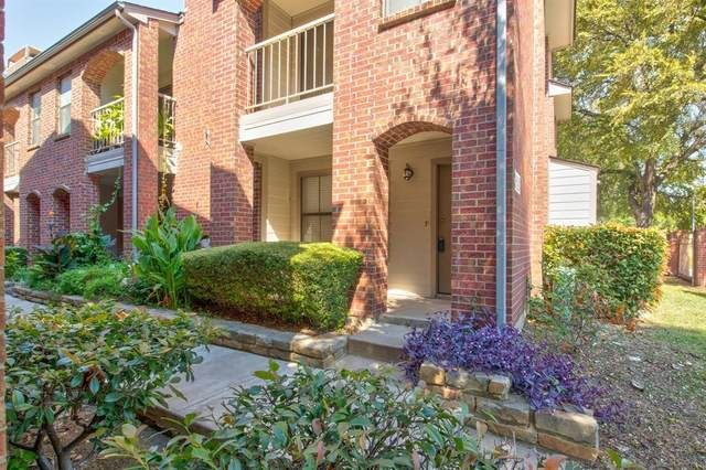 3261 Donnelly Circle #706, Fort Worth, TX 76107 (MLS #14448964) :: The Tierny Jordan Network