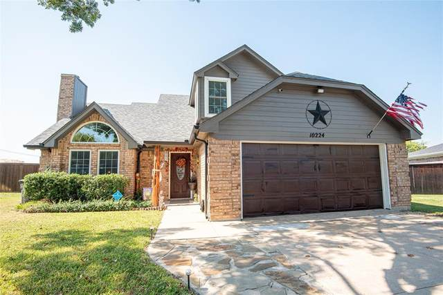 10224 Little Fox Court, Fort Worth, TX 76108 (MLS #14449025) :: Keller Williams Realty