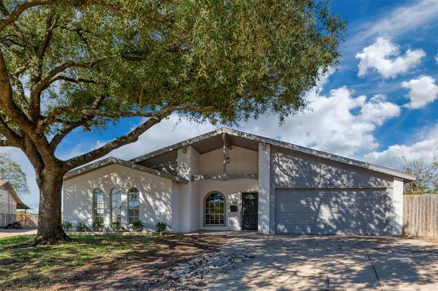 536 Russell Road, Everman, TX 76140 (MLS #14449076) :: All Cities USA Realty