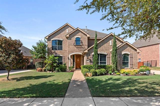 4928 Bob Wills Drive, Fort Worth, TX 76244 (MLS #14449082) :: Real Estate By Design