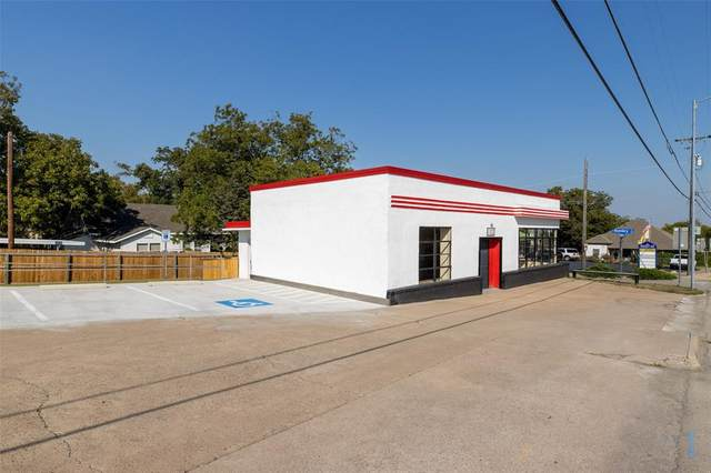 1102 Palo Pinto Street, Weatherford, TX 76086 (MLS #14449104) :: The Kimberly Davis Group
