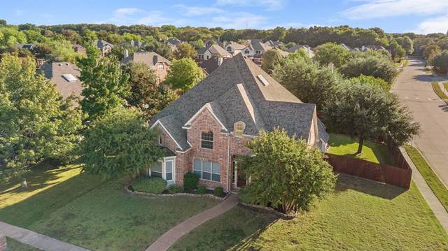 3900 Rockwood Drive, Plano, TX 75074 (MLS #14449141) :: The Good Home Team