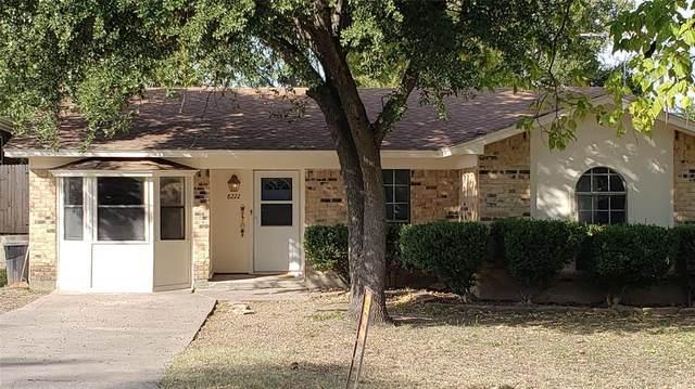 8222 Carlos Street, White Settlement, TX 76108 (MLS #14449169) :: Maegan Brest | Keller Williams Realty