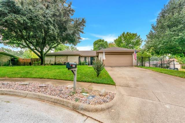 517 Live Oak Drive, Euless, TX 76040 (MLS #14449215) :: Robbins Real Estate Group